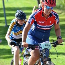 Cycling 90 km - Emelie Wiberg (7280)