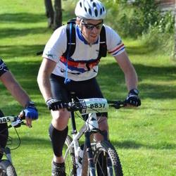 Cycling 90 km - Henrik Flordal (8837)
