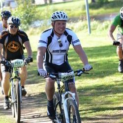 Cycling 90 km - Dennis Pantmann (6927), Per Ivar Leirud (7263)