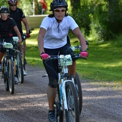 Cycling 90 km - Caroline Ohlsson (7636)