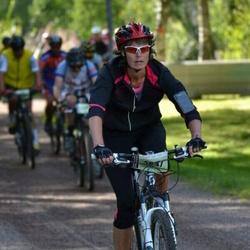 Cycling 90 km - Åsa Hulteberg (5837)