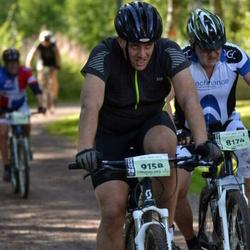 Cycling 90 km - Henrik Dahlvid (9158)
