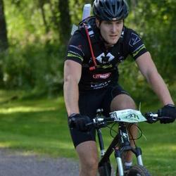 Cycling 90 km - Hjalmar Carlefalk (7271)