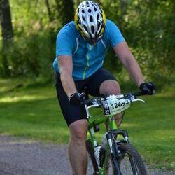 Cycling 90 km - Henrik Björkman (12692)