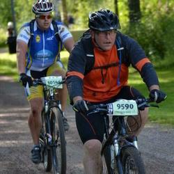 Cycling 90 km - Björn Gunnarsson (9590), Mattias Forsberg (10146)