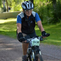 Cycling 90 km - Agneta Lennartsson (7638)