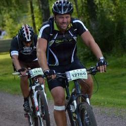 Cycling 90 km - Jonas Lagesson (12706), Björn Ivarsson (13301)