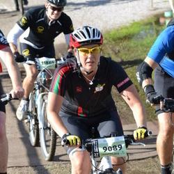 Cycling 90 km - Bodil Ahlström (9089)