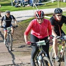 Cycling 90 km - Linda Änghede (11863), Alexander Hedlund (14944)