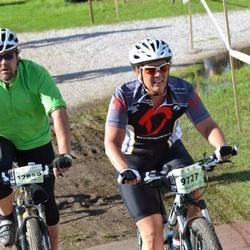 Cycling 90 km - Christina Norén (9727)