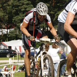 Cycling 90 km - Henrik Palmén (2087)