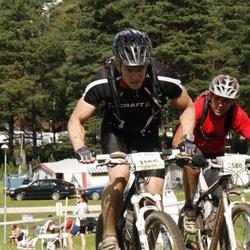 Cycling 90 km - Anette Magnusson (2580), Daniel Karlsson (3106)