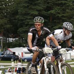 Cycling 90 km - Joakim Månstierna (2666), David Lindeskär (2789)