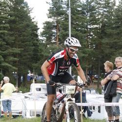 Cycling 90 km - Fredrik Wernqvist (2639)
