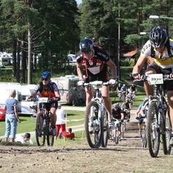 Cycling 90 km - Anders Björklund (7660), Hans Lundin (8926)