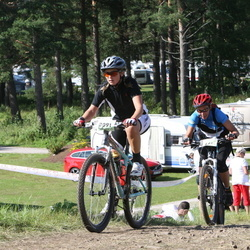 Cycling 90 km - Elisabeth Åkärbjär (8091)