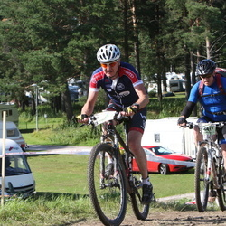 Cycling 90 km - Åke Höglund (6417)
