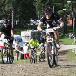 Cycling 90 km - Henrik Engdahl (6647), Mikael Nilsson (10115)