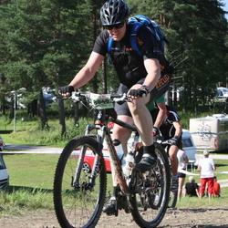 Cycling 90 km - Douglas Johansson (8040)
