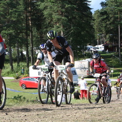 Cycling 90 km - Johannes Hansson (8914), Andreas Andersson (8970)