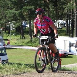 Cycling 90 km - Camilla Ballin Ullstrand (8932)