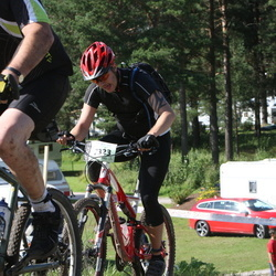Cycling 90 km - Dick Karlsson (7323)