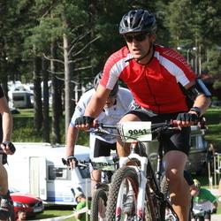 Cycling 90 km - Anders Liden (8355), Ulf Lindblad (9041)
