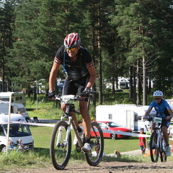 Cycling 90 km - Camilla Hillerö (5904), Rolf Sagen (10933)