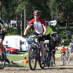 Cycling 90 km - Anders Sahlén (9863), Gustaf Upmark (11146)