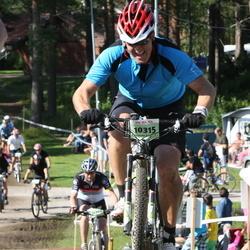 Cycling 90 km - Fredrik Ekvall (10315)