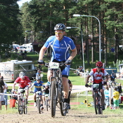 Cycling 90 km - Stefan Åkerlund (9508), Jan-Erik Nilsson (9708)