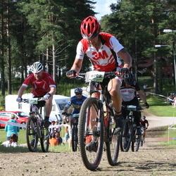 Cycling 90 km - Hans-Erik Jonsson (7504), Jan-Erik Nilsson (9708)