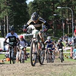 Cycling 90 km - Emil Zingmark (11018), Anders Norden (11210)