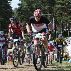 Cycling 90 km - Bo Sundberg (7712), Claes Hommerberg (10182)