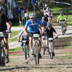 Cycling 90 km - Rickard Lennartz (9721), Christer Dernfalk (10116)