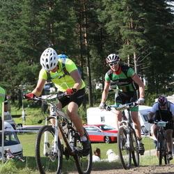 Cycling 90 km - Andreas Imhagen (9260), Alexander Öberg (12793)