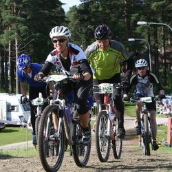 Cycling 90 km - Bror Persson (9424), Jonas Lund (11389)