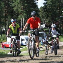 Cycling 90 km - Jörgen Pettersson (8430), Henrik Mistander (10443)