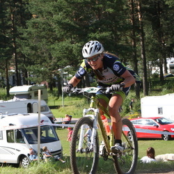 Cycling 90 km - Carina Andersson (7782)