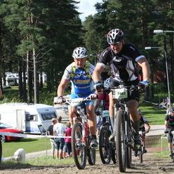 Cycling 90 km - Anders Öhman (8994), Anders Eliasson (9103), Eiliv Gustavsen (9452)