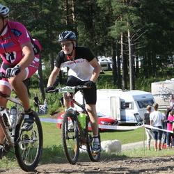 Cycling 90 km - Filip Järpenmyr (7174), David Marklund (10128)