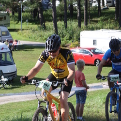 Cycling 90 km - Bosse Widman (9391)