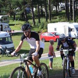 Cycling 90 km - Ann-Mari Fagerdahl (8111), David Johansson (9984)