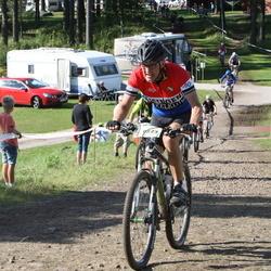 Cycling 90 km - Börje Johansson (9823)