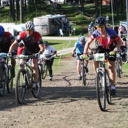 Cycling 90 km - Stefan Ragnarsson (9382), Ellinor Persson (11367)