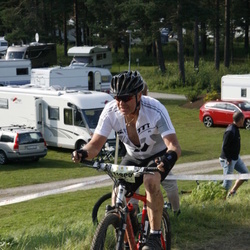 Cycling 90 km - Börje Larsson (11800)