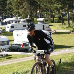 Cycling 90 km - Bo Grönvall (11798)