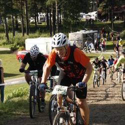 Cycling 90 km - Andreas Mattsson (12091), Anders Linusson (12412)