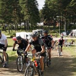 Cycling 90 km - Fredrik Nordkvist (12549), Jean-Francois Gehin (14213)