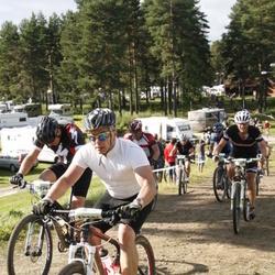 Cycling 90 km - Stefan Davidsson (13331), Christian Stengård (13674)
